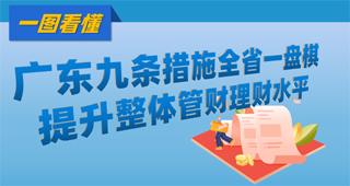 广东九措施全省一盘棋提升整体管财理财水平