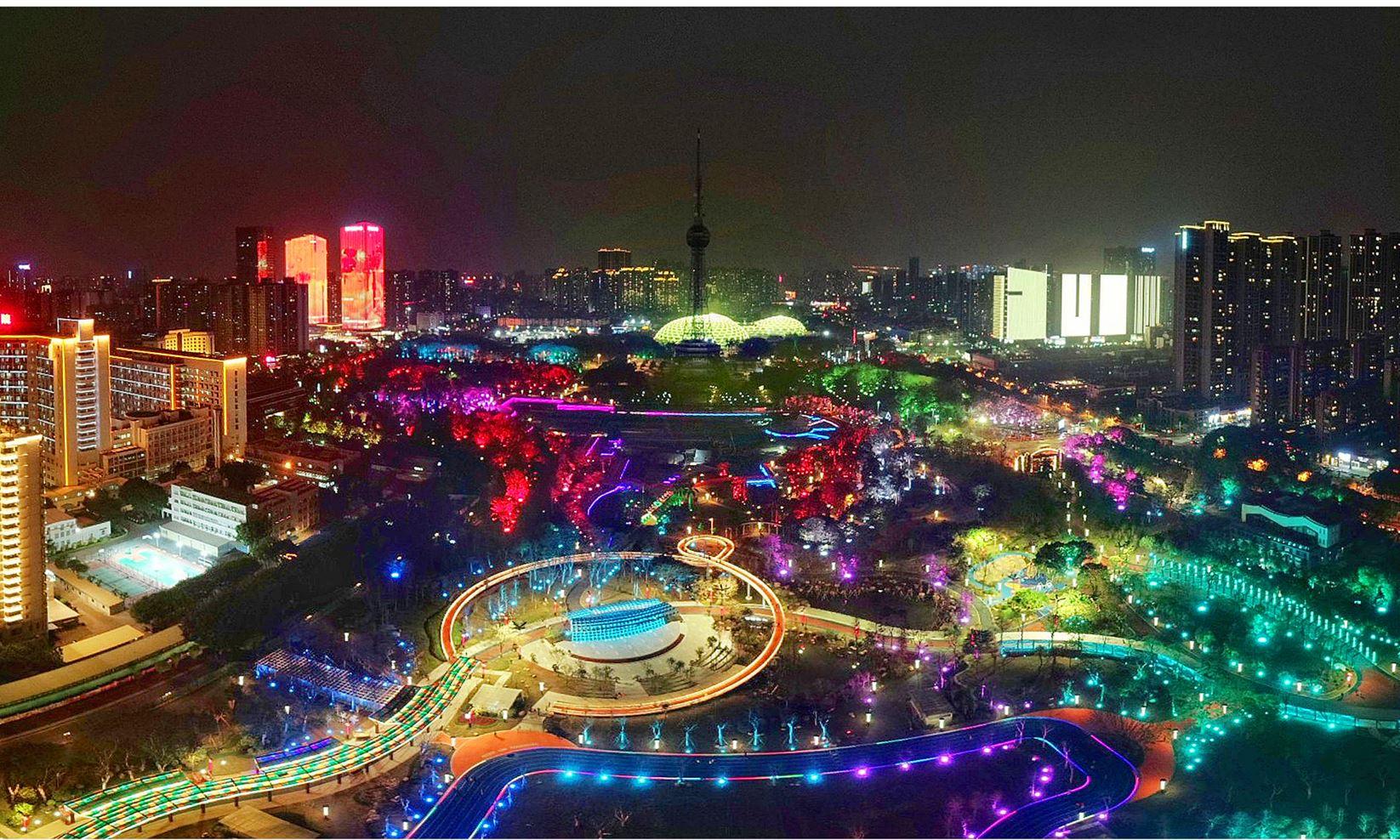 佛山禅城:夜经济促消费复苏