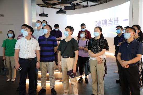 第五届广东体育产业发展论坛走进从化马场实地调研