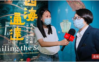 记者带你探南越王博物院建院首个大展