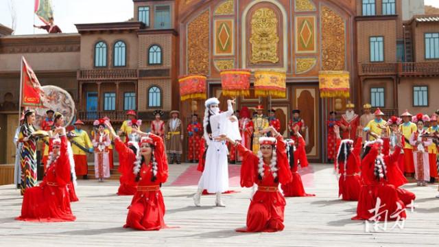 不到喀什就不算到新疆?每年超百万广东游客话你知