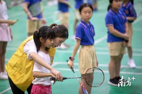 来探课!广州暑期校内托管开启了