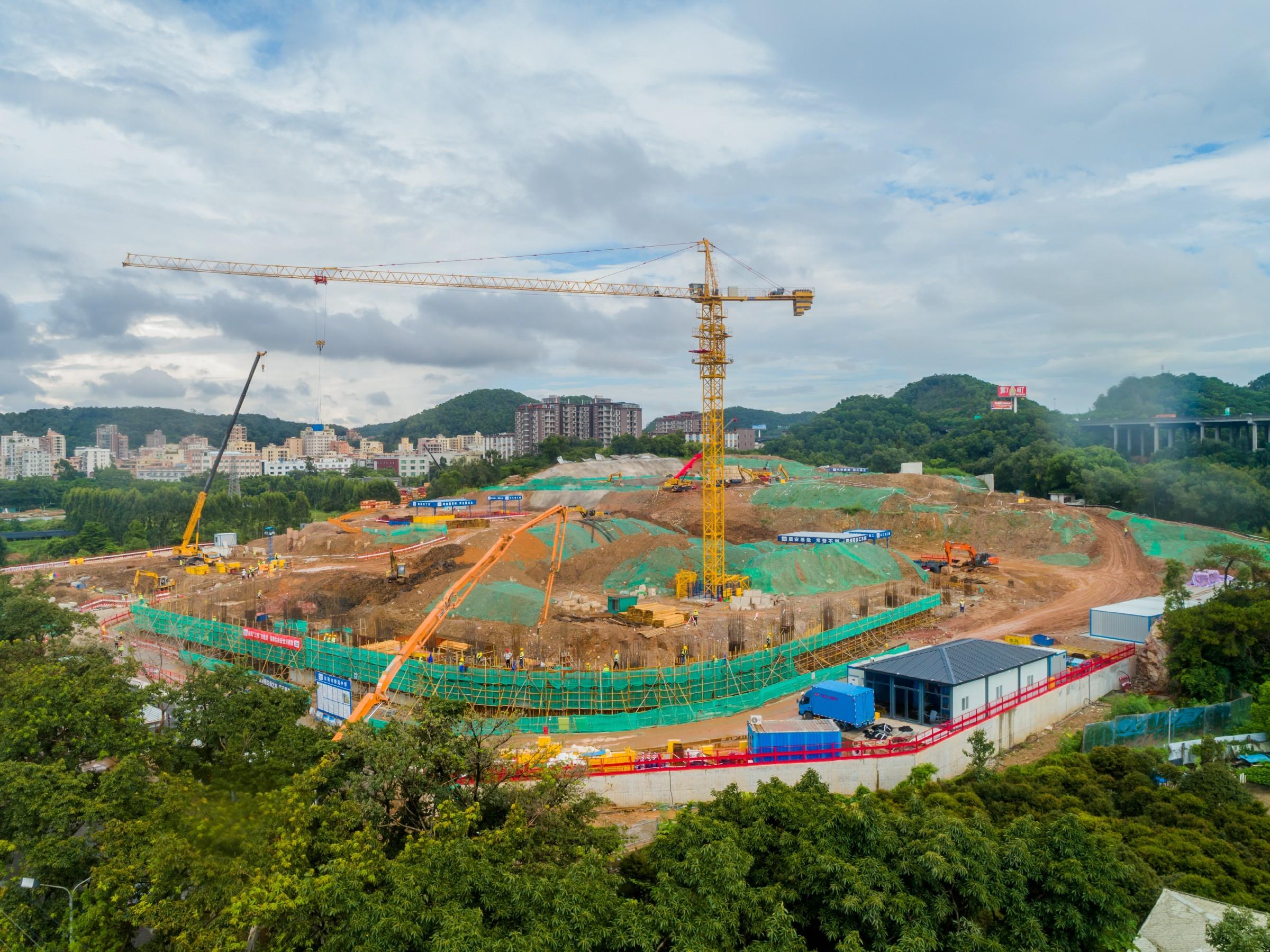 东莞滨海湾新区全力探索国土空间提质增效新路径