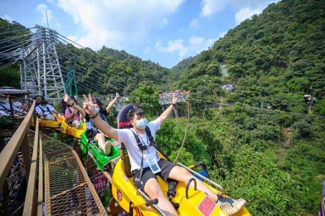 广东近郊游、周边游产品日趋丰富,人气十足。