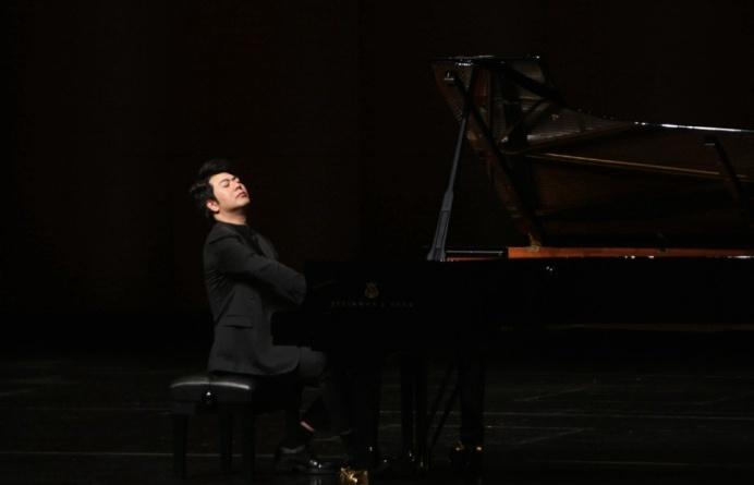 郎朗独奏音乐会。(来源:惠州文化艺术中心)